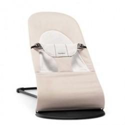 Babybjörn skråstol - Balance Soft - Beige/lys grå