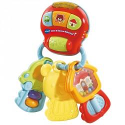 Babynøgler fra VTech - Drive og Discover Baby Keys