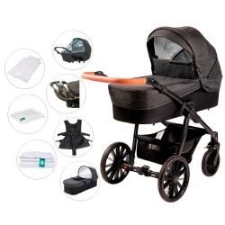 Babynor startpakke - Ydun - Coal