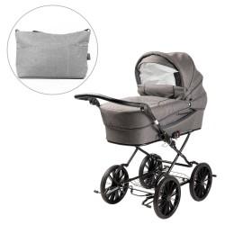 BabyTrold barnevogn - X-Cellent - Ask
