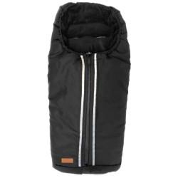 BabyTrold kørepose - Alaska - Sort