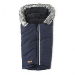 BabyTrold kørepose - Eskimo - Blå