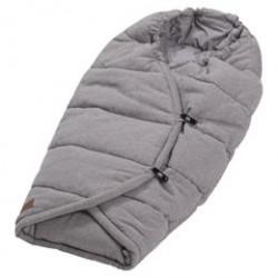 BabyTrold kørepose til autostolen - Car Sleep - Grå