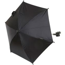 BabyTrold parasol til klap- og barnevogn - Sort
