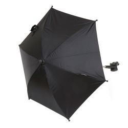 BabyTrold parasol til klapvogn - Sort