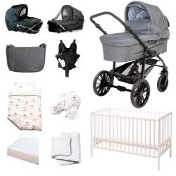 BabyTrold startpakke - Star - New Melange