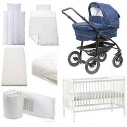 BabyTrold startpakke - Supreme - Blå