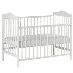 BabyTrold tremmeseng - Laura - Hvid