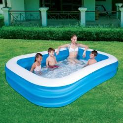 Badebassin Family Pool 262x175x51 cm