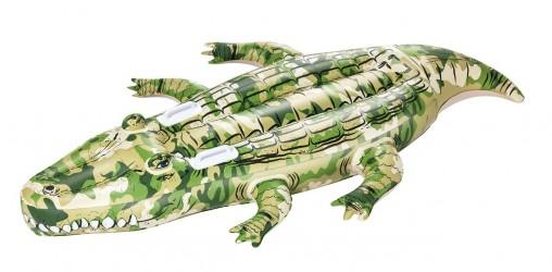 Badedyr ''Camo Krokodille'' 175 cm