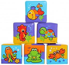 Badelegetøj fra Playgro - My First Soft Blocks