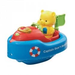Badelegetøj med lys og lyd fra Vtech - Captain Bears Bathtime