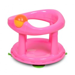 Badestol fra Safety First - 360 rotation - Pink