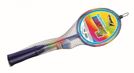 Badminton sæt ''Rainbow''