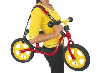 Bæresele til løbecykel (PUKY)