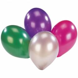 Balloner - Latex - Metallic Pantone (10 stk)