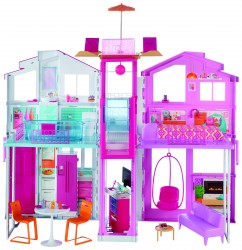 Barbie Malibu By Barbiehus - Multi