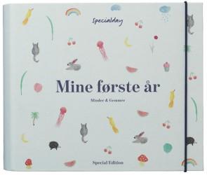Barnets Bog fra SpecialDay - Mine første år - Album - Special Ed.- Blå