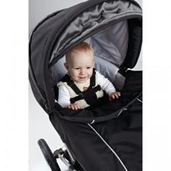 Barnevognssele fra BabyDan - Lux-sele