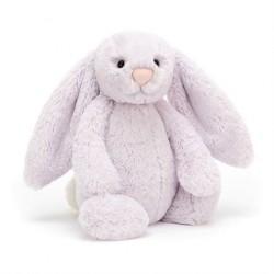 Bashful Kanin Lavendel 31 cm. fra Jellycat