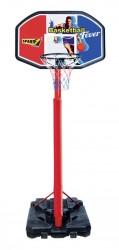 Basketball Kurv ''Fever'' 225/305 cm mobil på stander