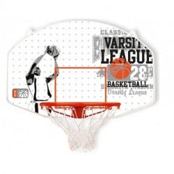 Basketkurv med plade fra New Port