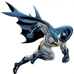 Batman Bold Justice Gigant Wallsticker