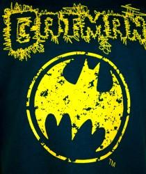 BATMAN t-shirt, blå, exclusive collection