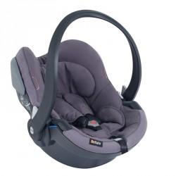 BE SAFE BeSafe iZi Go X1 Autostol - lava grey (Til sele montering)