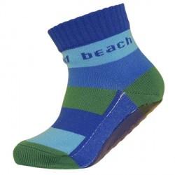 Beach socks fra Melton m. ABS og Thermolite - Blå
