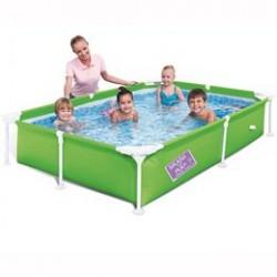 Bestway badebassin - Grøn - 1.200 liter