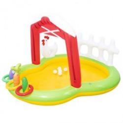 Bestway oppusteligt badebassin - Den lille bondegård