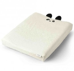 Betræk til puslepude fra Liewood - Egon - Panda