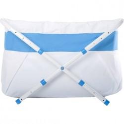 BiBaBad Flexi badekar - Blue Line (60-80 cm)