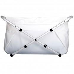 BiBaBad Flexi badekar - Hvid (70-90 cm)