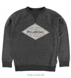 Billabong Bluse - Koksgrå m. Logo