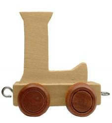Bino Toys Navnetog - Træ - 5 cm - L