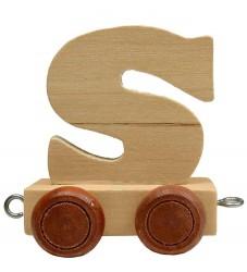 Bino Toys Navnetog - Træ - 5 cm - S