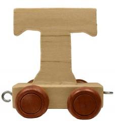 Bino Toys Navnetog - Træ - 5 cm - T