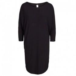 BLACK ALMA-DRESS 9503 Fra Liberte