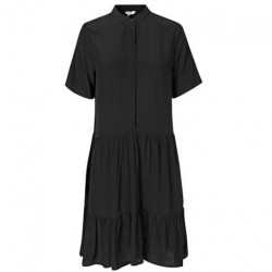 Black Lecia Malinas Dress - 45317291 fra mbyM