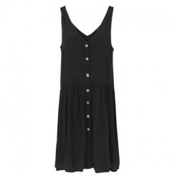Black Malinas Cherelle Dress 45317277 fra mbyM