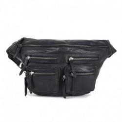 Black oversize LY Bumbag - 3294 fra Re:Designed