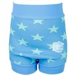 Blebadebukser fra Splash About - Classic - Blue/Stars