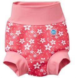 Blebadebukser fra Splash About - New 3D - Pink Blossom