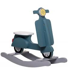 Bloomingville Gyngehest - Scooter - Grå