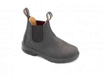 BLUNDSTONE Børnestøvler - Rustic Black