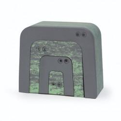 bObles Myresluger Grøn Marmor