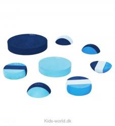 bObles Tumlesten - Blandede - Multi Blå