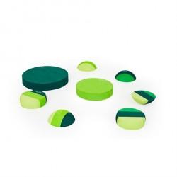 bObles Tumlesten blandede Multi Grøn